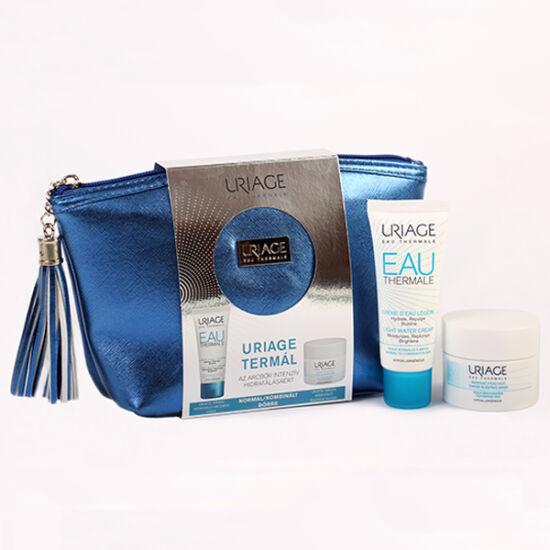 Uriage Termál hidratáló csomag normál/kombinált bőrre