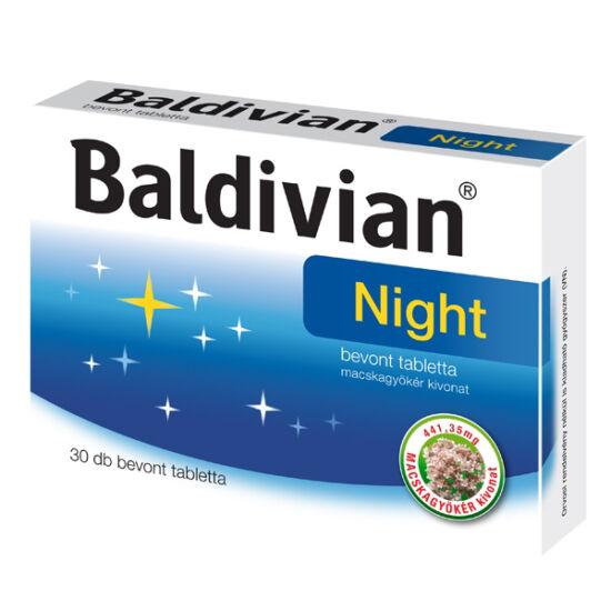 Baldivian Night bevont tabletta