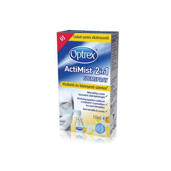 Optrex Actimist 2 in 1 szemspray viszkető szemre