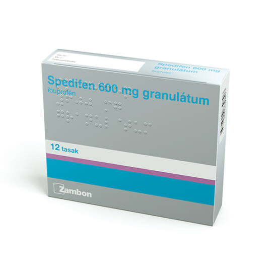 Spedifen 600 granulátum (12x)