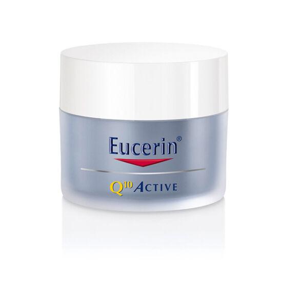 Eucerin® Q10 ACTIVE Ránctalanító éjszakai arckrém 50ml