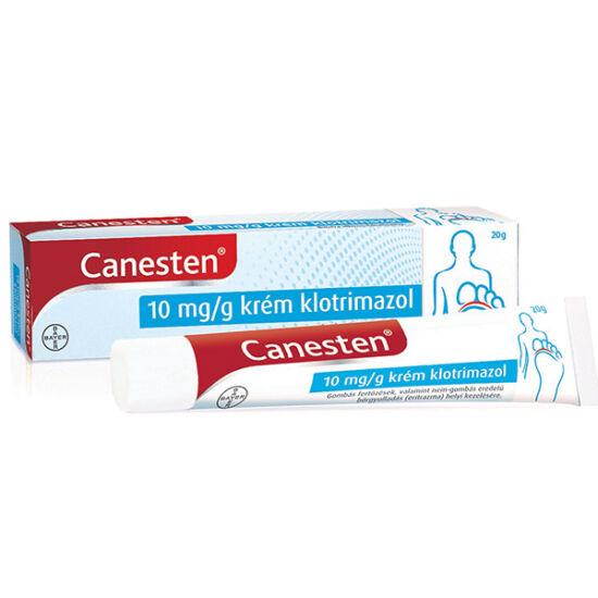 Canesten  10 mg/g krém (20g)