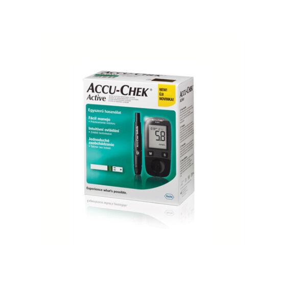 AccuChek Active vércukorszintmér? készülék