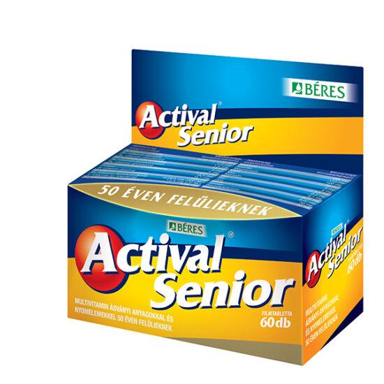 Actival Senior filmtabletta 60x