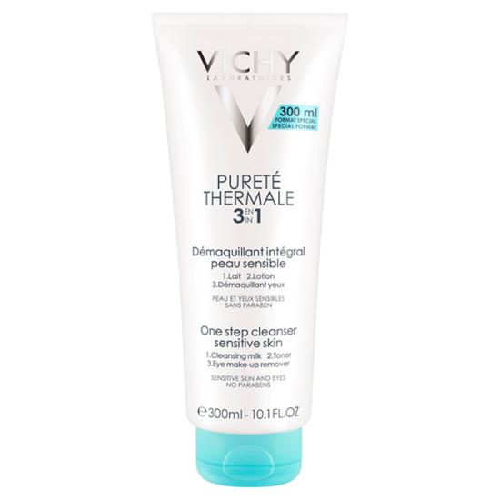 Vichy Pureté Thermale 3in1 arctisztító érzékeny b?rre 300 ml