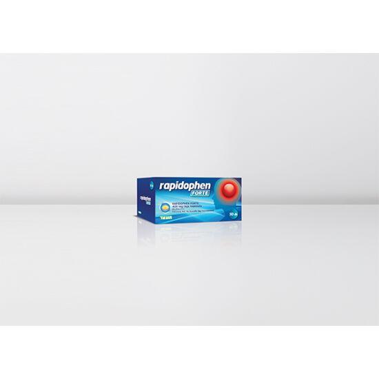 Rapidophen FORTE 400 mg lágy kapszula 50x
