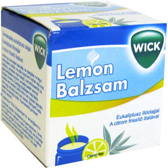 Wick lemon balzsam