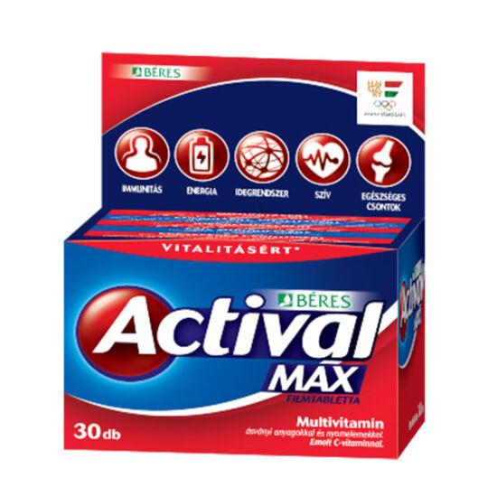 Actival Max filmtabletta 30x