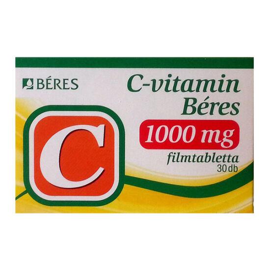 Béres C-vitamin1000 mg filmtabletta