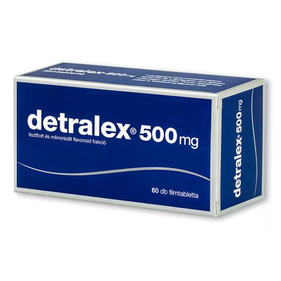 Detralex 500 mg filmtabletta 60x