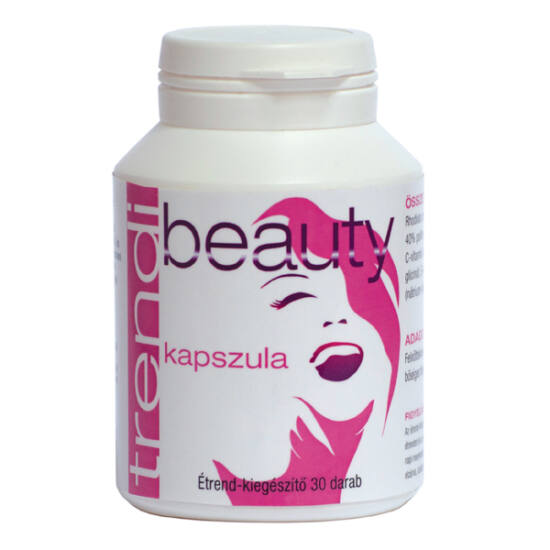 Trendi Beauty kapszula 30x