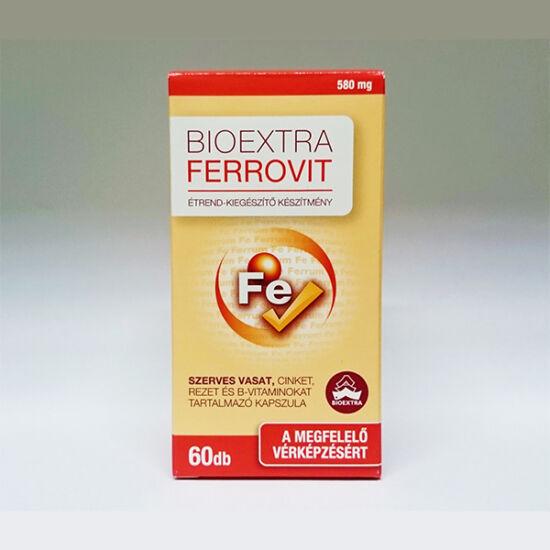 Bioextra Ferrovit kapszula 60x