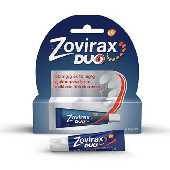 Zovirax Duo krém