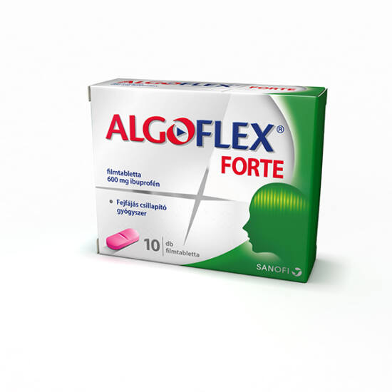 ALGOFLEX FORTE filmtabletta (10x)