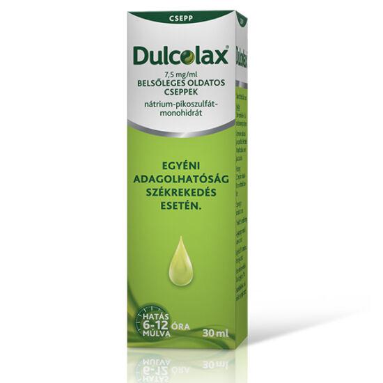 Guttalax 7,5 mg/ ml bels?leges oldatoscseppek 30 ml
