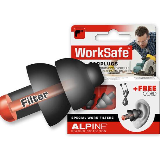 Alpine WorkSafe Füldugó munkához, házkörüli teend?khöz