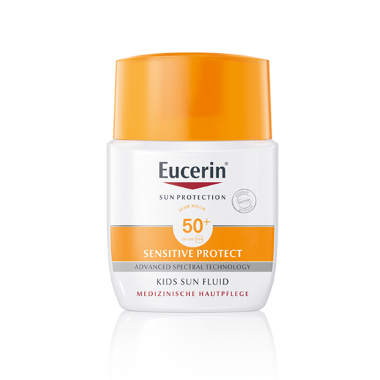 Eucerin Sun naptej FF50 gyermek 50ml