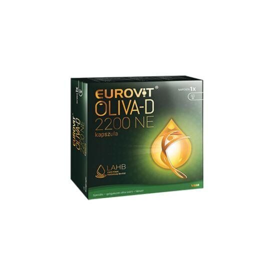 Eurovit Oliva-D 2200NE speciális tápszer tabletta 30x