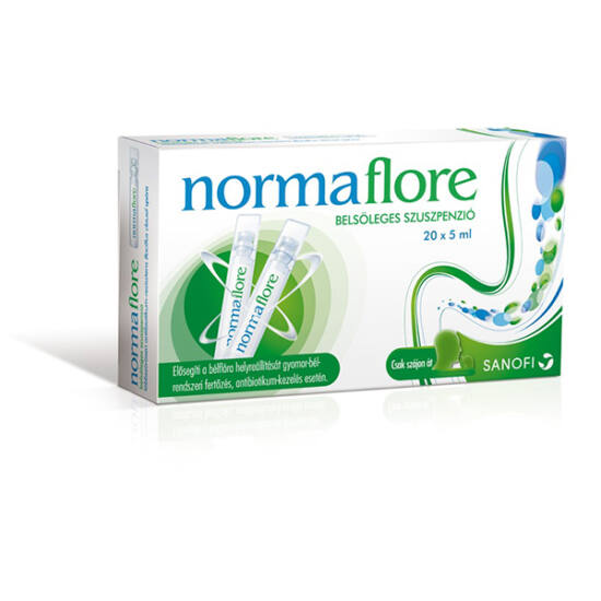 Normaflore bels?leges szuszpenzió 20x