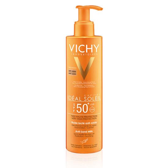 Vichy Idéal Soleil homokálló napvédő tej SPF50 200ml