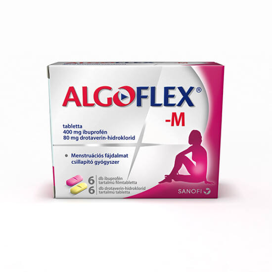 Algoflex M tabletta (6x+6x)