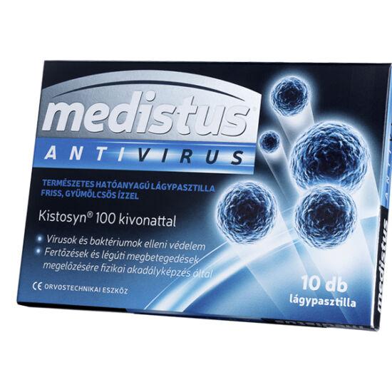 VitaPlus Medistus Antivirus pasztilla