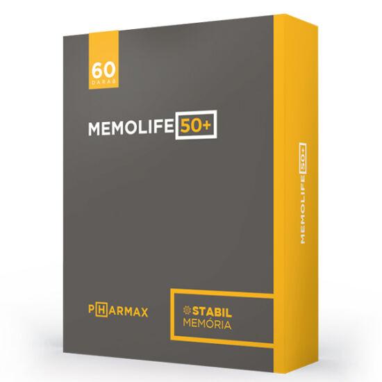 Memolife 50+ kapszula 60x