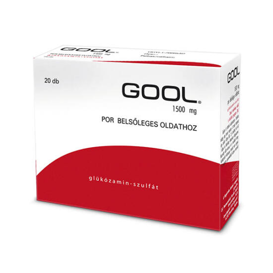 Gool 1500 mg por bels?leges oldathoz