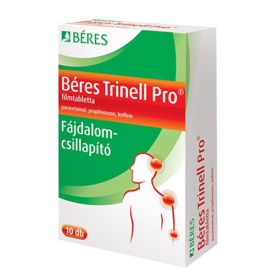 Béres Trinell Pro filmtabletta 10x