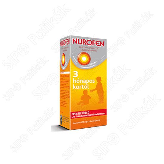 NUROFEN eperíz? 20 mg/ml bels?leges szuszpenzió gyermekeknek 100ml