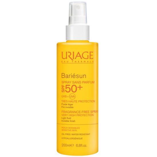 Uriage Bariésun spray SPF50+ illatmentes (200ml)