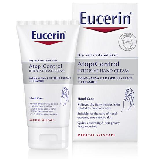 Eucerin AtopiControl kézkrém