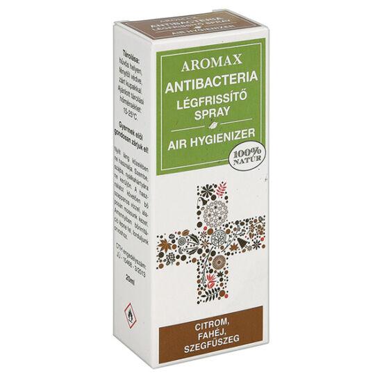Aromax ANTIBACTERIA légfrissítő spray Citrom-Fahéj-Szegfűszeg