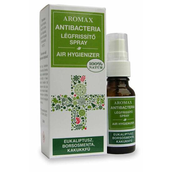Aromax ANTIBACTERIA légfrissítő spray Eukaliptusz 20ml