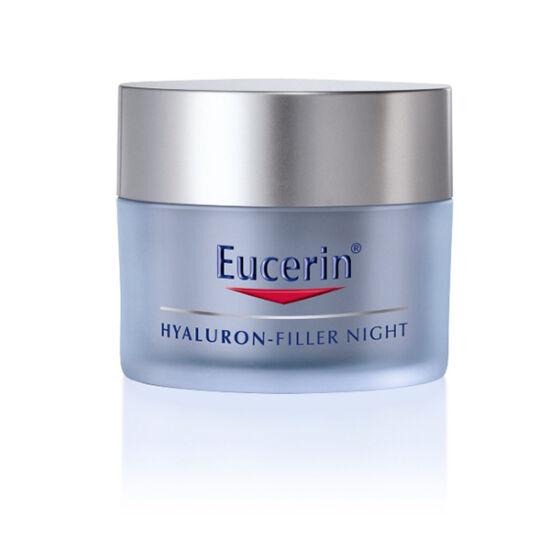 Eucerin Hyaluron-Filler Ráncfeltölt? éjszakai arckrém 50ml