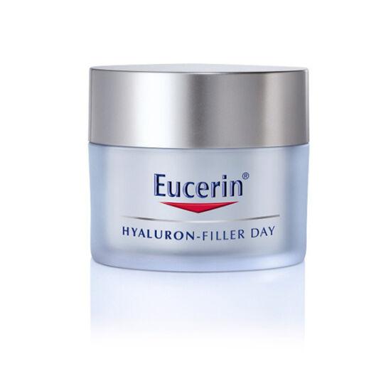 Eucerin Hyaluron-Filler Ráncfeltölt? nappali arckrém száraz b?rre