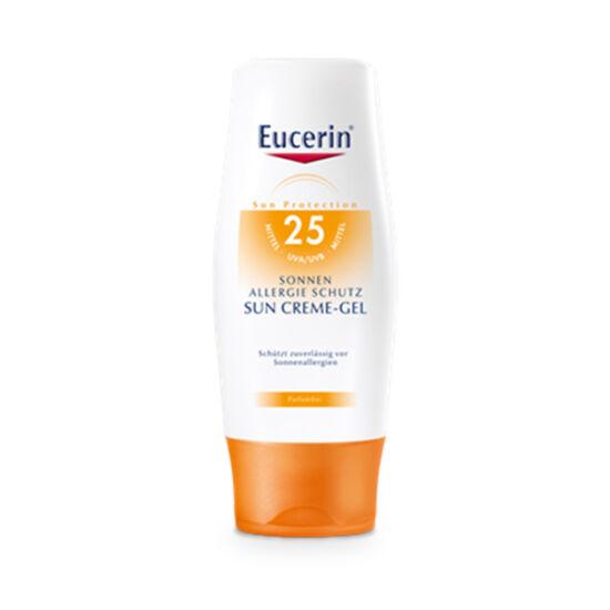 Eucerin Sun napallergia ellen F25 150ml