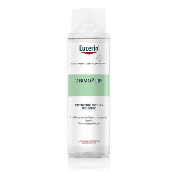 Eucerin DermoPure micellás arclemosó