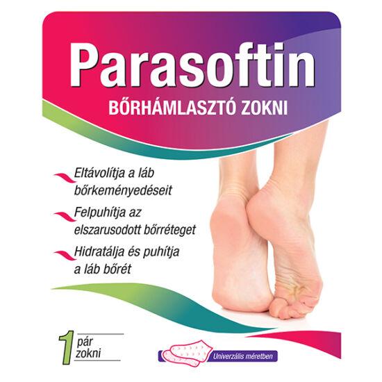 Parasoftin b?rhámlasztó zokni