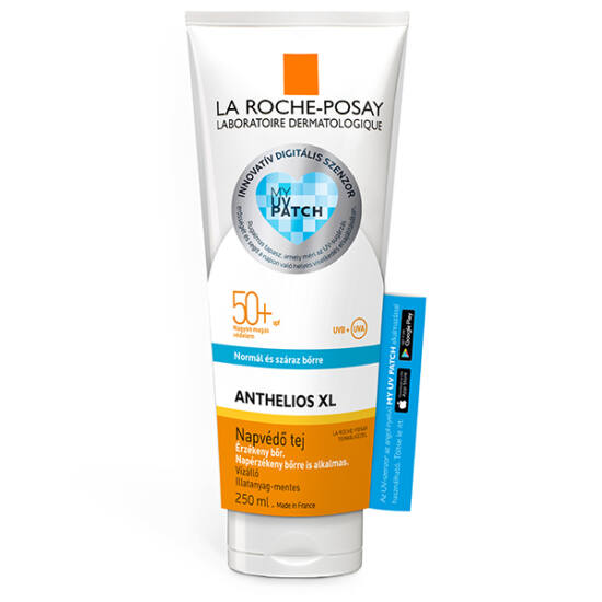 LRP Anthelios XL naptej SPF 50 + UV Patch 250ml