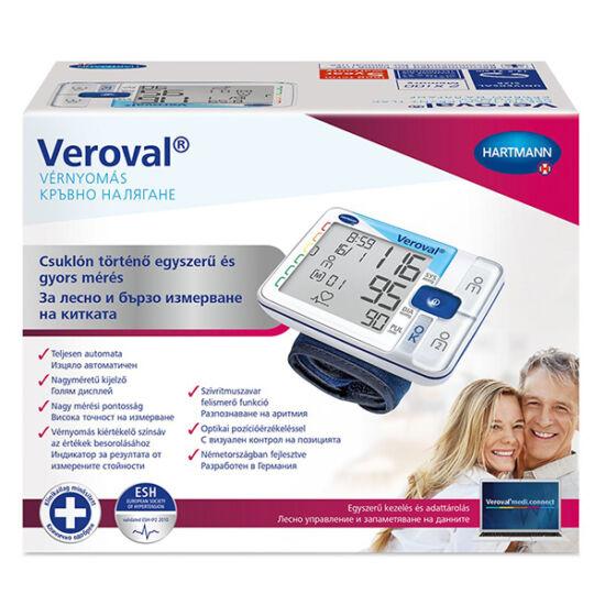 Veroval automata vérnyomásmérő csuklóra