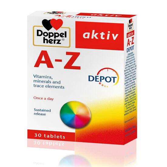 Doppelherz Vitamin A-Z ásványi any. nyomelem tabl. (40x)