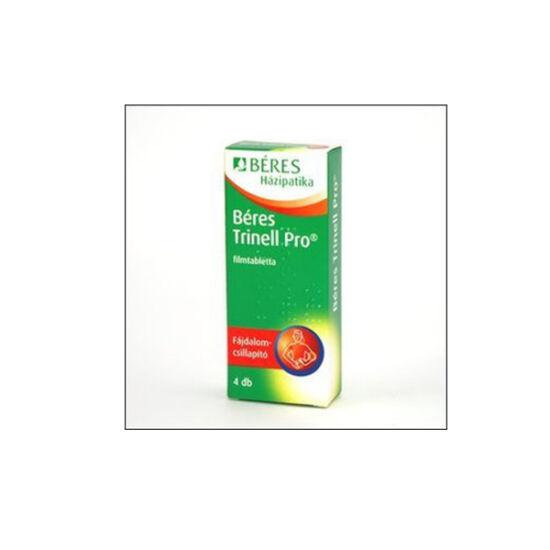 Béres Trinell Pro filmtabletta 4x