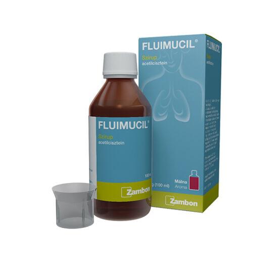 Fluimucil szirup (100ml)