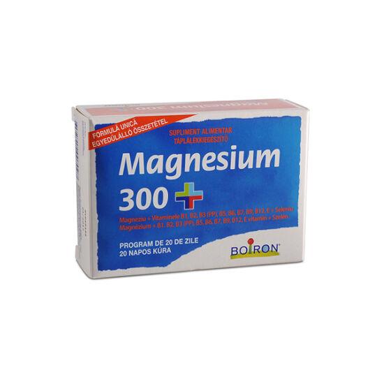Magnesium 300+ tabletta BOIRON (80x)