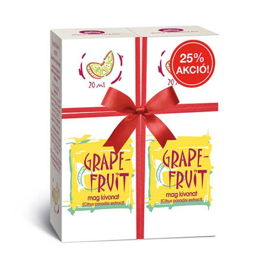 Bioextra Grapefruit-mag kivonat DUPLA CSOMAG 2x20ml
