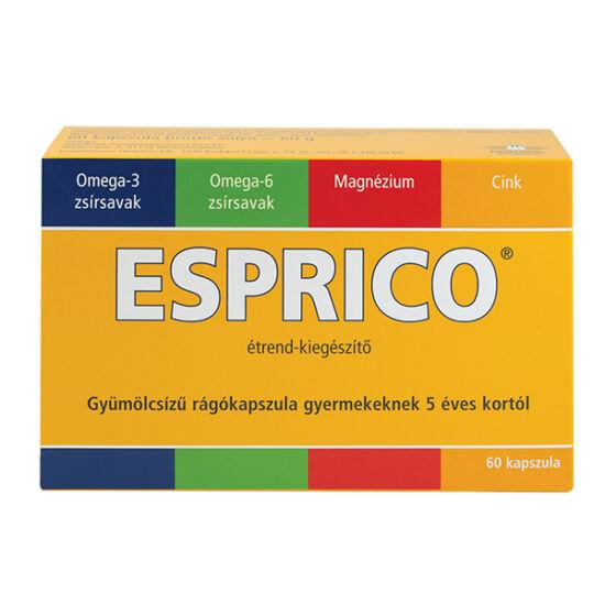 ESPRICO® gyümölcsíz? rágókapszula (60x)