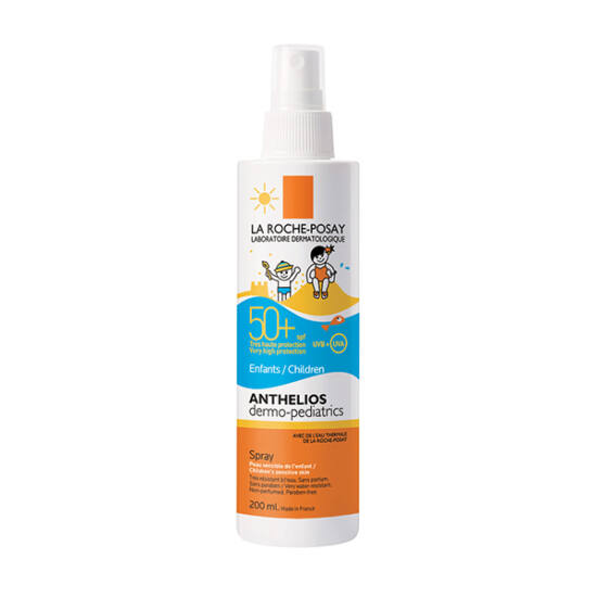 LRP Anthelios DP napvéd? spray SPF 50 gyermek 200ml