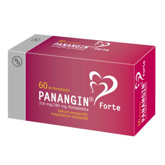 Panangin Forte 316 mg/280 mg filmtabletta