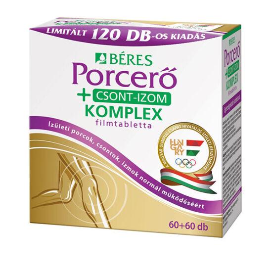 Béres Egészségtár Porcer?+Csont-izom komplex Olimpiai csomag
